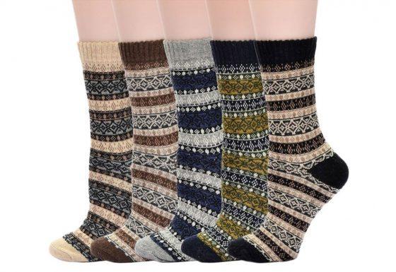 Jacquard Socks